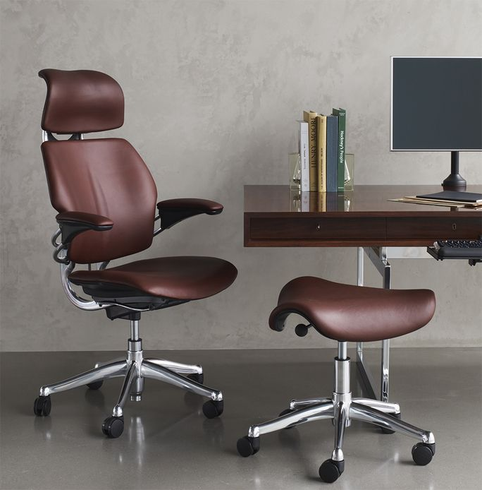 freedom chair beautiful ergonomic and sustainable office chair designed by niels diffrient