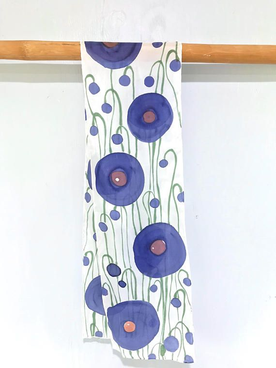 45 best peinture sur soie images on Pinterest Painted silk, Silk - peinture de porte de garage