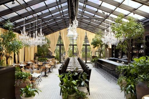 Imperial Nine, Hotel Mondrian Soho, NY.