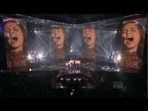 Carly Rose Sonenclar-Your Song(Elton John)/Imagine(John Lennon)_TX Factor USA/Legendado_PT-BR - YouTube