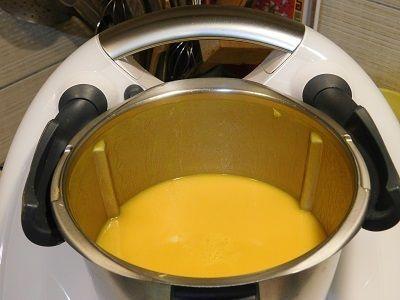 VELOUTE DE BUTTERNUT ET PATATE DOUCE (thermomix) - Blog cuisine Thermomix avec recettes pour le TM5 & TM31