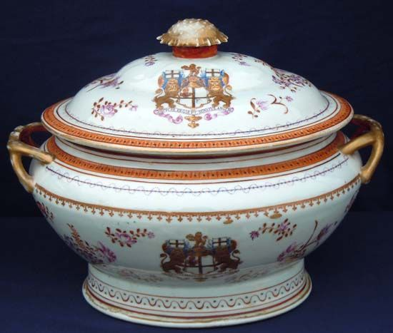 Cherry Tree Auctions - Auction Items & 56 best Hon. East India Company dinner service c.1798 images on ...