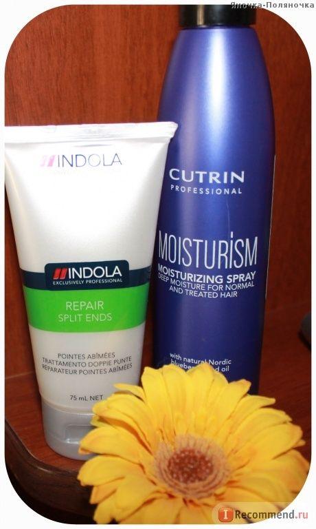 Сыворотка для волос Indola Innova Repair Split-Ends восстанавливающая для кончиков  фото