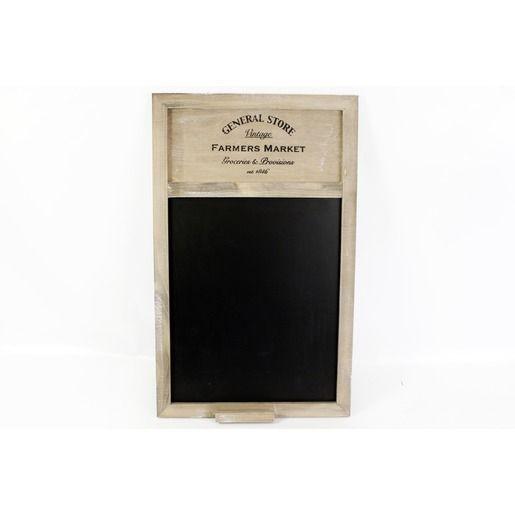 Tableau décoratif noir - 50 x 34 cm