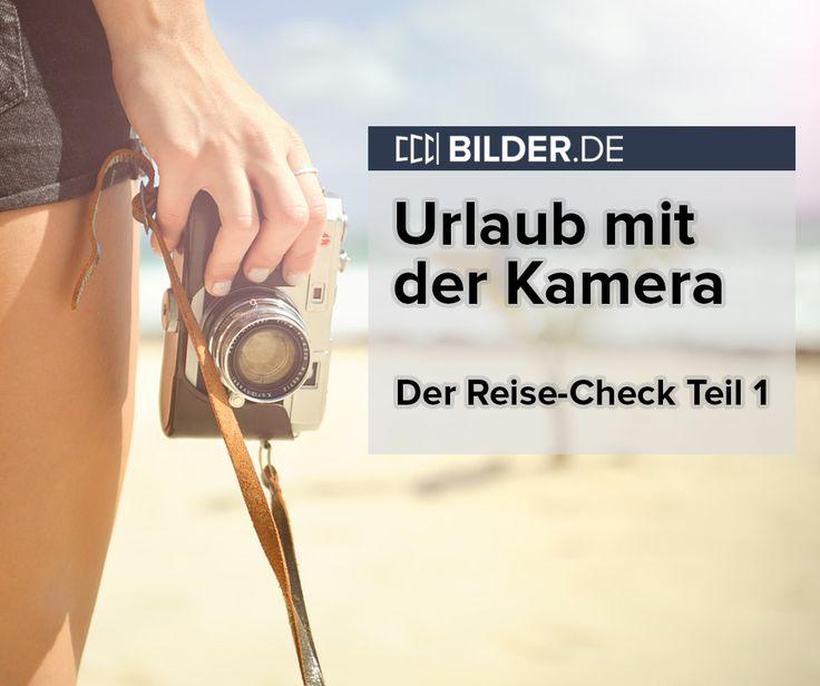 """In unserem mehrteiligen Reise-Check """"Mit der Kamera auf Tour"""" beschäftigen wir uns intensiv mit diesen und weiterführenden Vorüberlegungen zur bevorstehenden Reise. #Kamera #reisen #Urlaub #ToDo #wichtig #Fotografie #BilderDE"""
