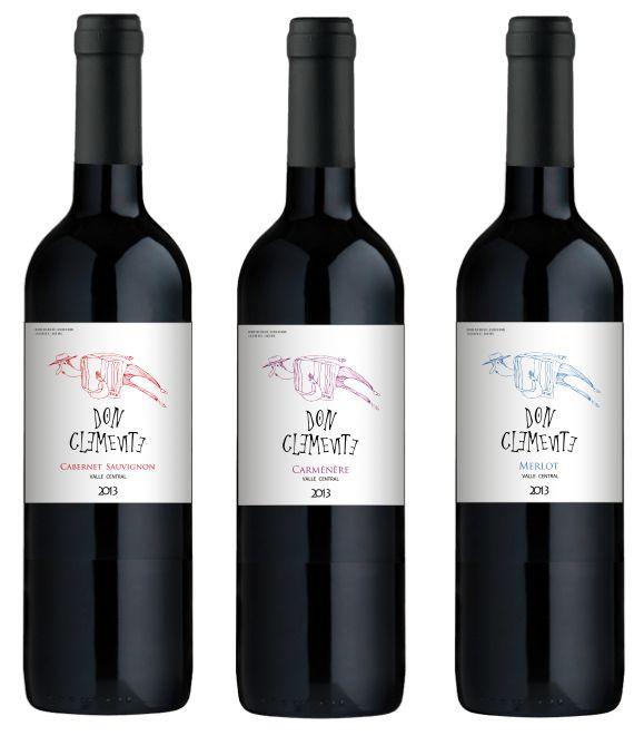 Don Clemente Wine, Huaso Chileno