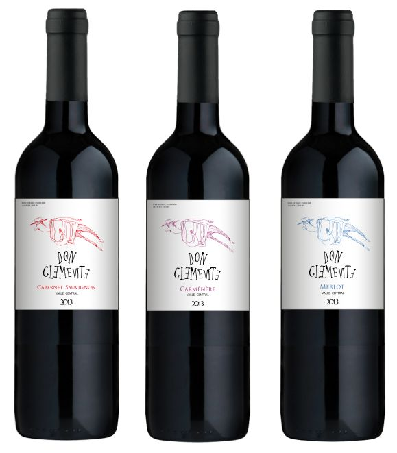 Don Clemente Wine, Huaso Chileno