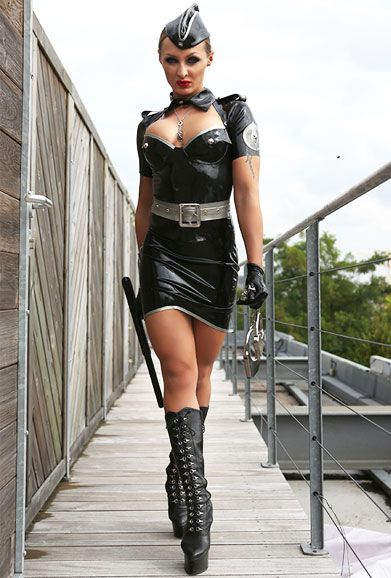 Girl Bdsm rubber mistress Sexy fuck