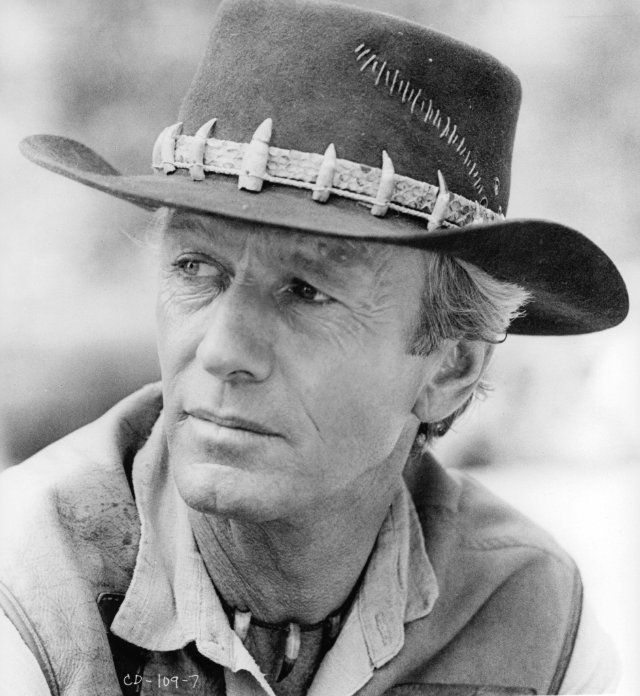 Still of Paul Hogan in Crocodile Dundee