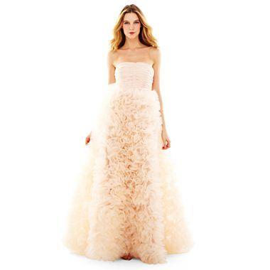 Cerberus pearl color dresses