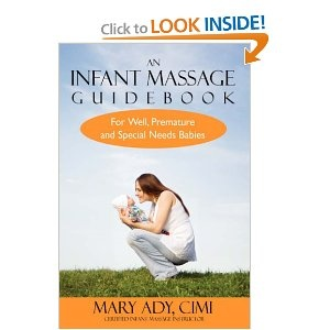 how to become a baby massage therapist