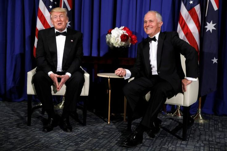 #world #news  Trump, Australia's Turnbull move to clear air after tense phone call