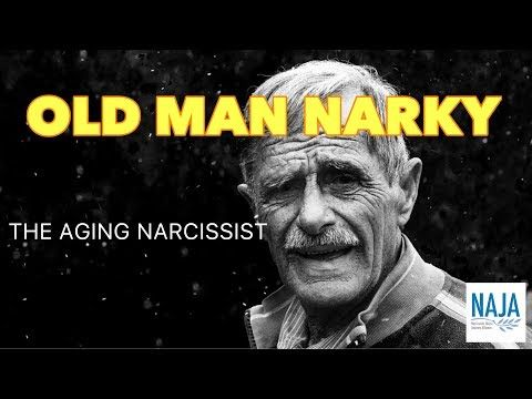 Old Man Narky: The Aging Narcissist - YouTube | Narcissist
