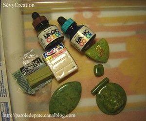 tuto en images :imitation jade