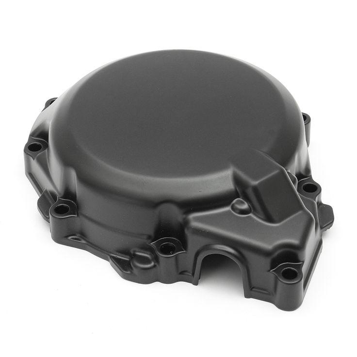 Motor Tapa Del Estator Cárter Izquierda Para Suzuki Hayabusa GSXR 1300 99-15 Aluminio