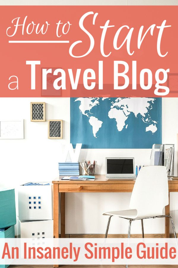 Share your travel story with the world with a blog. I created a super simple guide on how to start a travel blog that will get you up and running without tech dramas :)