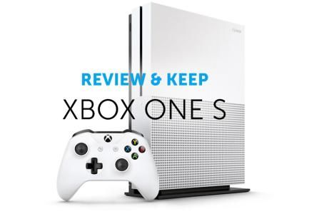 Review And Keep Free Xbox One S Worth £249
