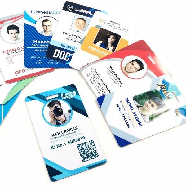 Epson Inkjet Pvc Card Material Supplier Malaysia Coated Blank Id Card Material Employees Card Blank Id Cards Printed Cards