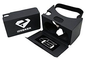 iZEEKER VR Kit -Google Cardboard #V2.0-Compatible with #iPhone ,#Android #Smartphones   http://amzn.to/2cg7Qle