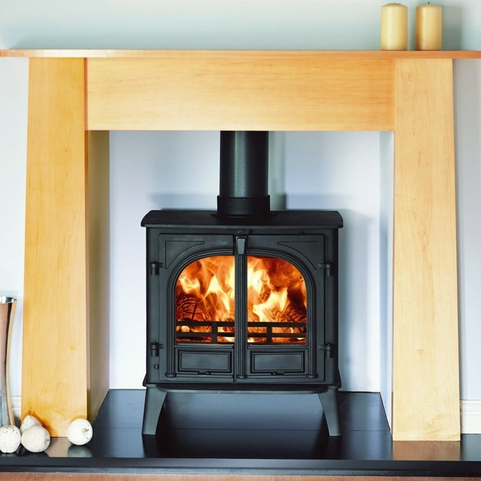 Stovax Stockton 8 Double Sided Woodburning Stove