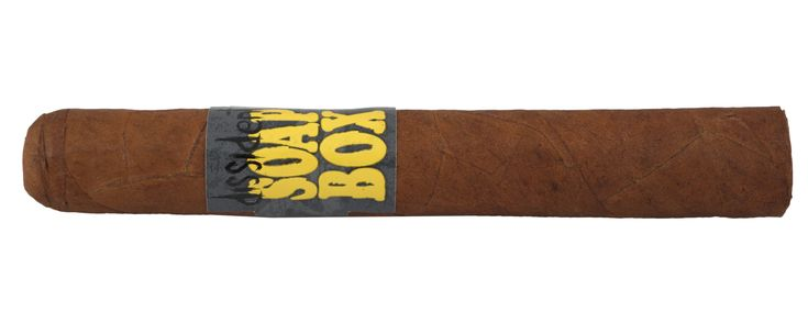 Blind Cigar Review: Dissident | Soap Box Rant - Blind Man's Puff