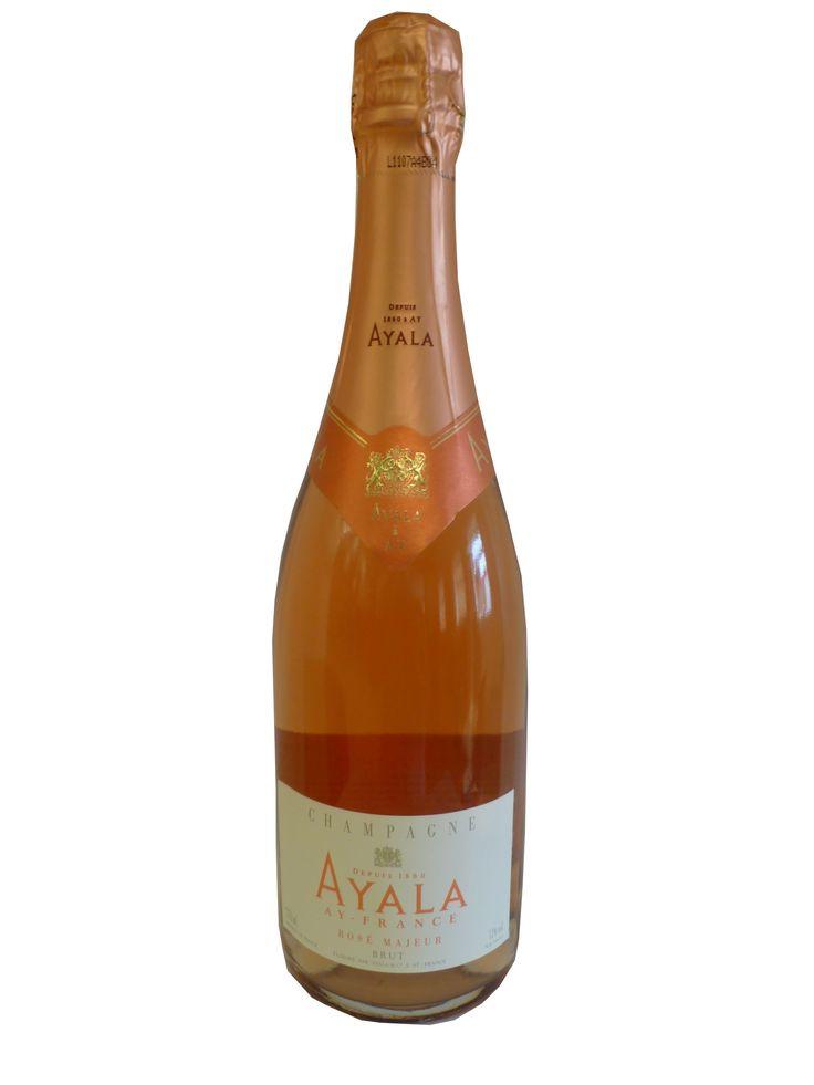 Ayala Rose Champagne #KingsFineFood