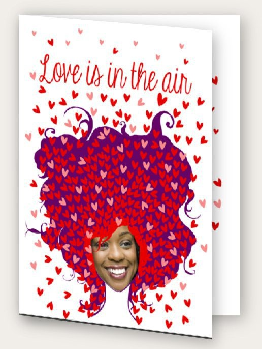 Cleverbug on iPhone offers free greeting cards to save yourValentine'sDay