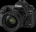 Canon EOS 5D Mark II: 21MP and HD movies