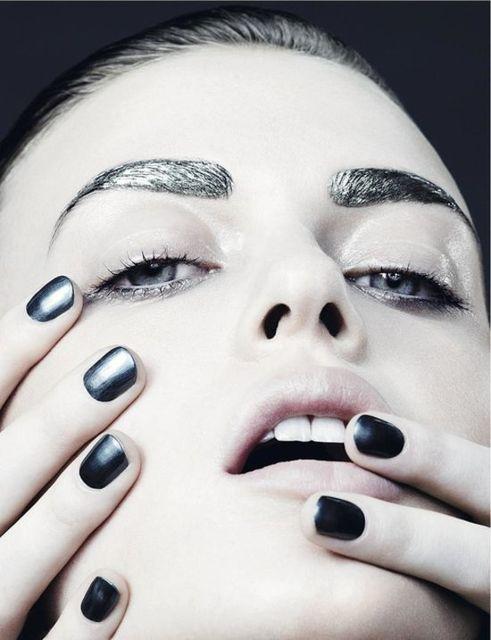 Tess Hellfeuer by Ben Hassett Dior Magazine Fall/Winter 2013