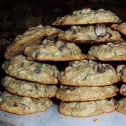 Biscuits avoine et zucchini Ils n'ont pas duré 2 jours ! trop bon !