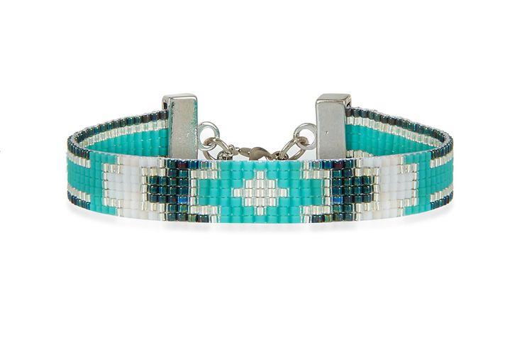 China Girl Cuff Bracelet