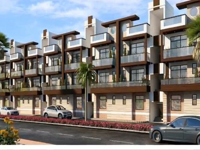 This is prentation on renowned group, Renowned Group , Premium Real Estate Developers specializing in housing projects and known for there quality, customer service and timely delivery of housing projects after immense success of LOTUS VILLAS , LOTUS PARK  and  BAWAL RESIDENCY  have now launched SHRISHTI VILLAS and SRISHTI PREMIUM FLOORS ,  at a premium location of crossing republic , just opposite ABES College of Engineering right next to NH24 highway.  So what are you waiting for , pick up…