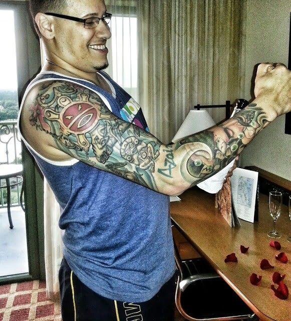 Taino Tattoo For Woman: Boricua Taino Tattoos