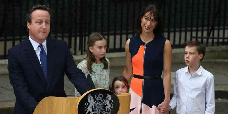 """Top News: """"UK: David Cameron And Family Last Day At 10 Downing Street (Photos)"""" - http://politicoscope.com/wp-content/uploads/2016/07/David-Cameron-speaks-beside-his-daughter-Nancy-Gwen-daughter-Florence-Rose-Endellion-his-wife-Samantha-Cameron-and-son-Arthur-Elwen-UK-Politics-Headlines-News-790x395.jpg - Here are the photos of the last day (13 July 2016) of David Cameron with his wife and children in front of 10 Downing street.  on Politicoscope - http://politicoscope.com/20"""