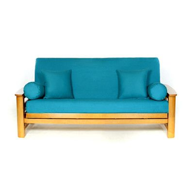 lifestyle covers teal full size futon cover new 18 best futons images on pinterest   futons furniture and futon frame  rh   pinterest