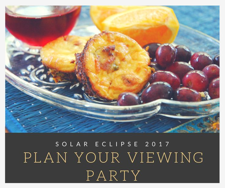 Solar eclipse party food: Portable, make-ahead dishes for an outta-this-world brunch http://trib.al/84czzrX