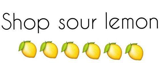 Shop Sour Lemon