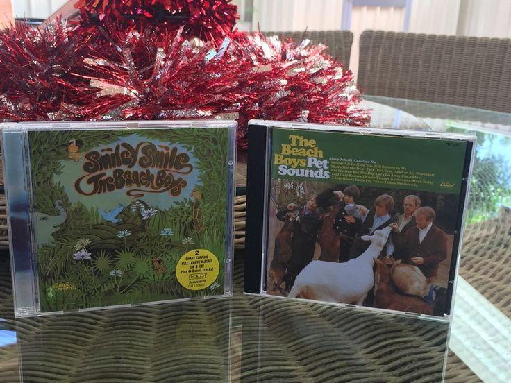 Music CD  - Beach Boys - Smile Smile Wild Honey (rare) n Pet Sounds  | eBay