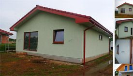 REFERENCIE   Montované domy - http://www.eko-line.sk/ - Slovensko, Slovakia, Slovak