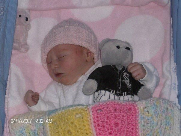 Lost on 23 Oct. 2015 @ New Brunswick, Canada. While travelling from Ontario, Canada to Nova Scotia, Canada between October 22nd and 25th my 8 year old daughter lost her Chicago White Sox teddy bear. This bear has been with her since the day sh... Visit: https://whiteboomerang.com/lostteddy/msg/iu5ckm (Posted by Shaun on 18 Nov. 2015)