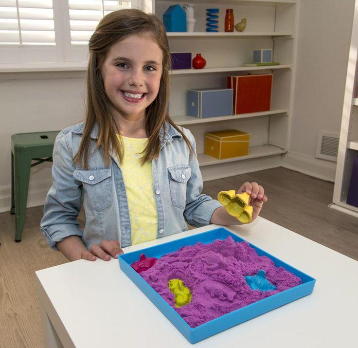 Kinetic Sand Box Set: Amazon.co.uk: Toys & Games