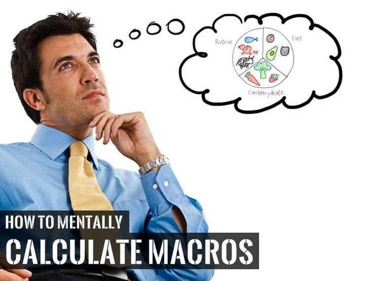 How to mentally calculate macros.  No apps, no wasted time, just live your life, eat and have the knowledge of a dietician.