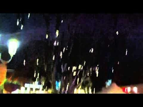 shooting star christmas lights youtube - Star Lights Christmas