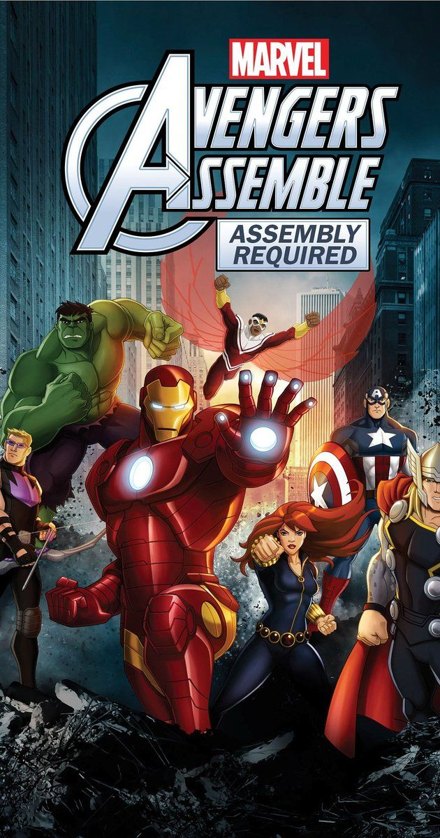 Created by Jack Kirby, Kari Rosenberg, Joe Simon.  With Adrian Pasdar, Fred Tatasciore, Roger Craig Smith, Travis Willingham. The further adventures of the Marvel Universe's mightiest general membership superhero team.