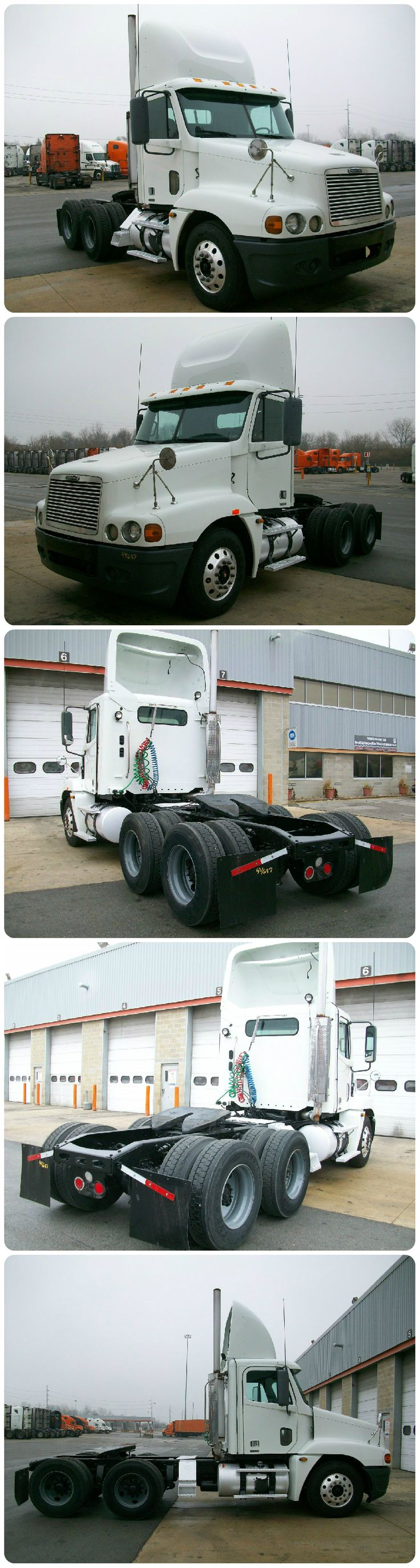 Clearance sale 06 freightliner c120 day cab w 559k miles was