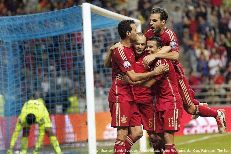 AKARPADINEWS.COM   TIM Matador, Spanyol, berambisi mempertahankan stratanya sebagai tim sepakbola yang disegani di Eropa. Dengan dihiasi pemain-pemain utama di klub-klub terkemuka di dunia itu, Matador siap menaklukan kebuasan