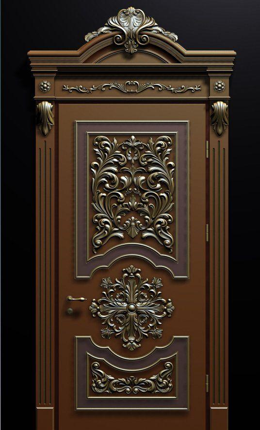 272 best images about doors on pinterest baroque portal for Decorative main door designs