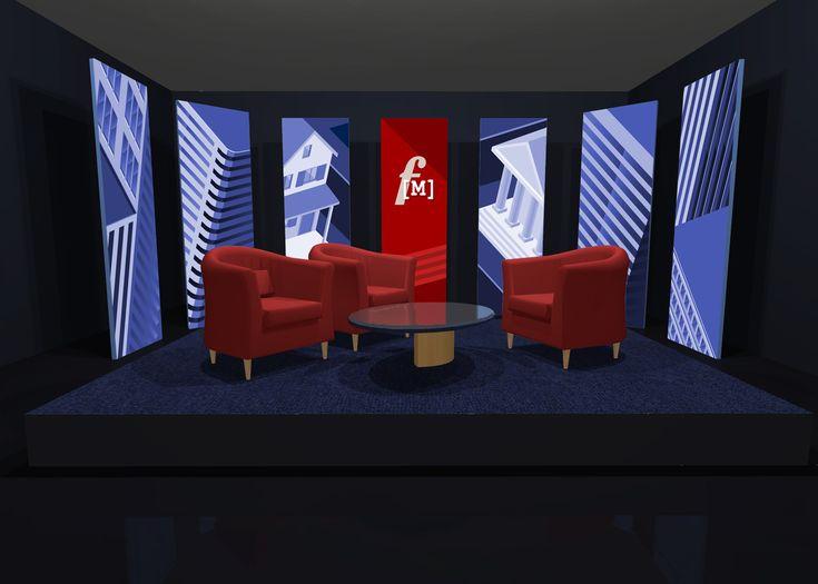set design tv - Buscar con Google                                                                                                                                                                                 More