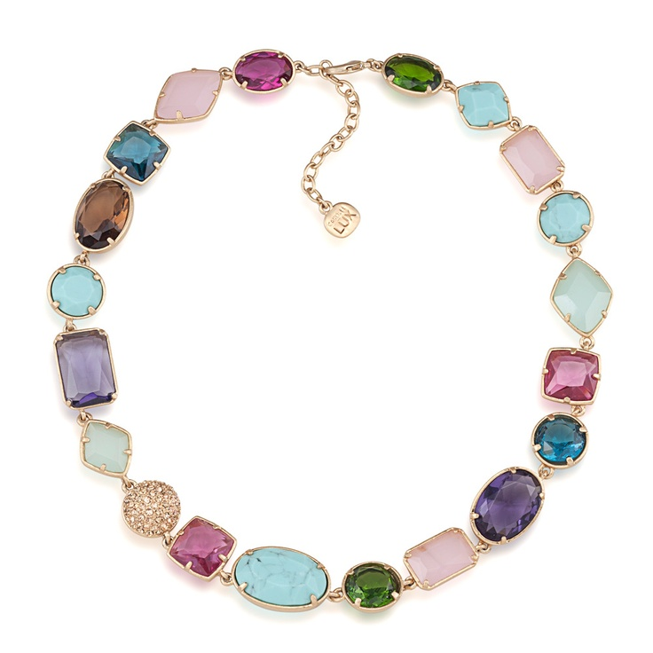Carolee - Lux Candy Couture Sweet Stone Necklace