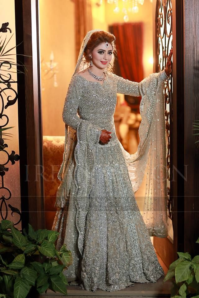 Latest Bridal Gowns Trends & Designs Collection 2017-2018